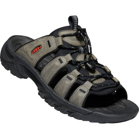 Keen Targhee III Slides Men, grey/black